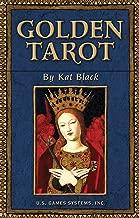 Golden Tarot Deck