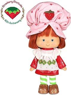Strawberry Shortcake 40th Anniversary Classic Doll, 6