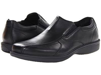 Clarks Wader Twin (Black Leather) Men