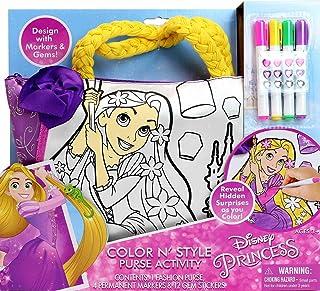 Princess Color N Style Purse
