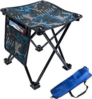 アウトドアチェア折りたたみ椅子コンパクト イス 持ち運び キャンプ用軽量ンパクト 収納バッグ付き 折りたたみチェア レジャー 背もたれなし