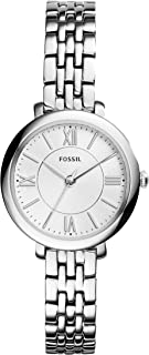 Fossil Womens Jacqueline Small Stainless Steel ES3797
