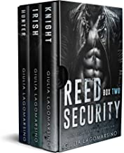 Reed Security Box 2: Reed Security Series Books 4-6 (Reed Security Box Sets)