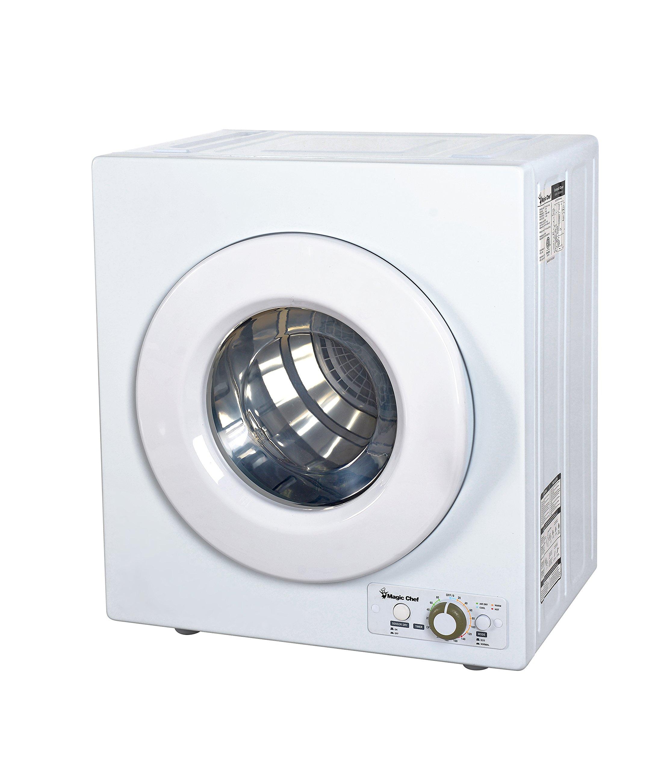 Magic Chef MCSDRY1S Laundry Dryer