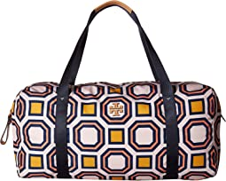 Printed Nylon Large Duffel
