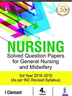 Best general nursing and midwifery question paper Reviews