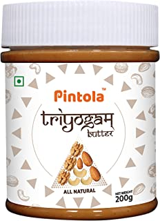 Pintola All Natural Triyogam Butter (200g)