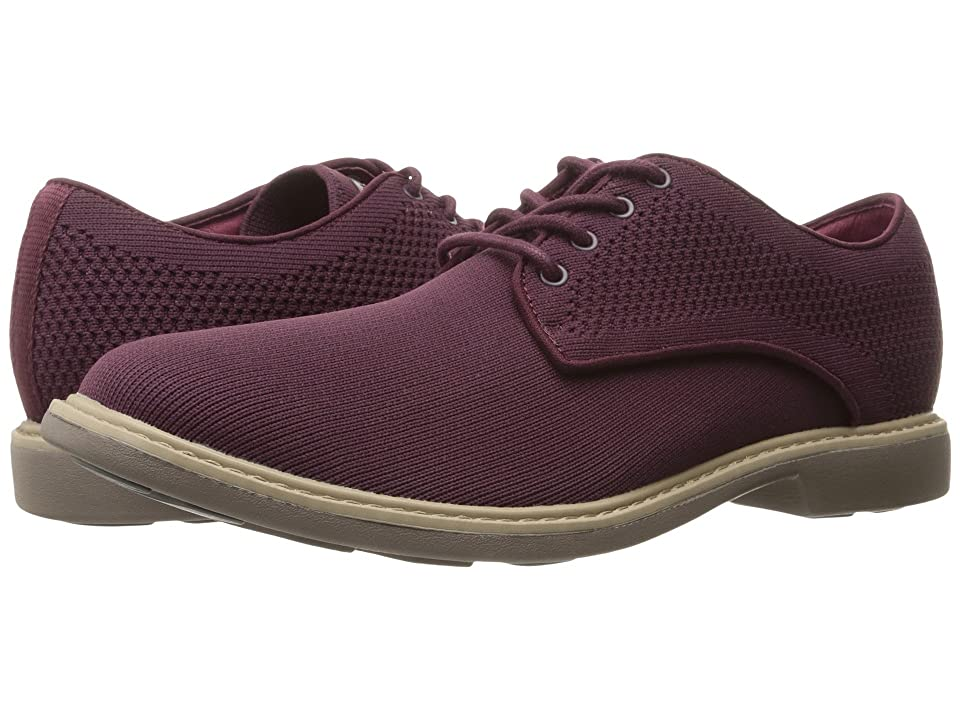 Mark Nason Maas (Burgundy Dressknit/Tan Welt/Brown Bottom) Men