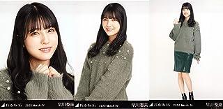 乃木坂46 2020年3月度月間ランダム生写真 エナメル 3種コンプ 早川聖来...