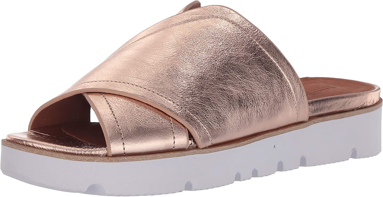 Gentle Souls by Surprise price Kenneth Japan Maker New Cole Women's Slip S Platform X-Band On
