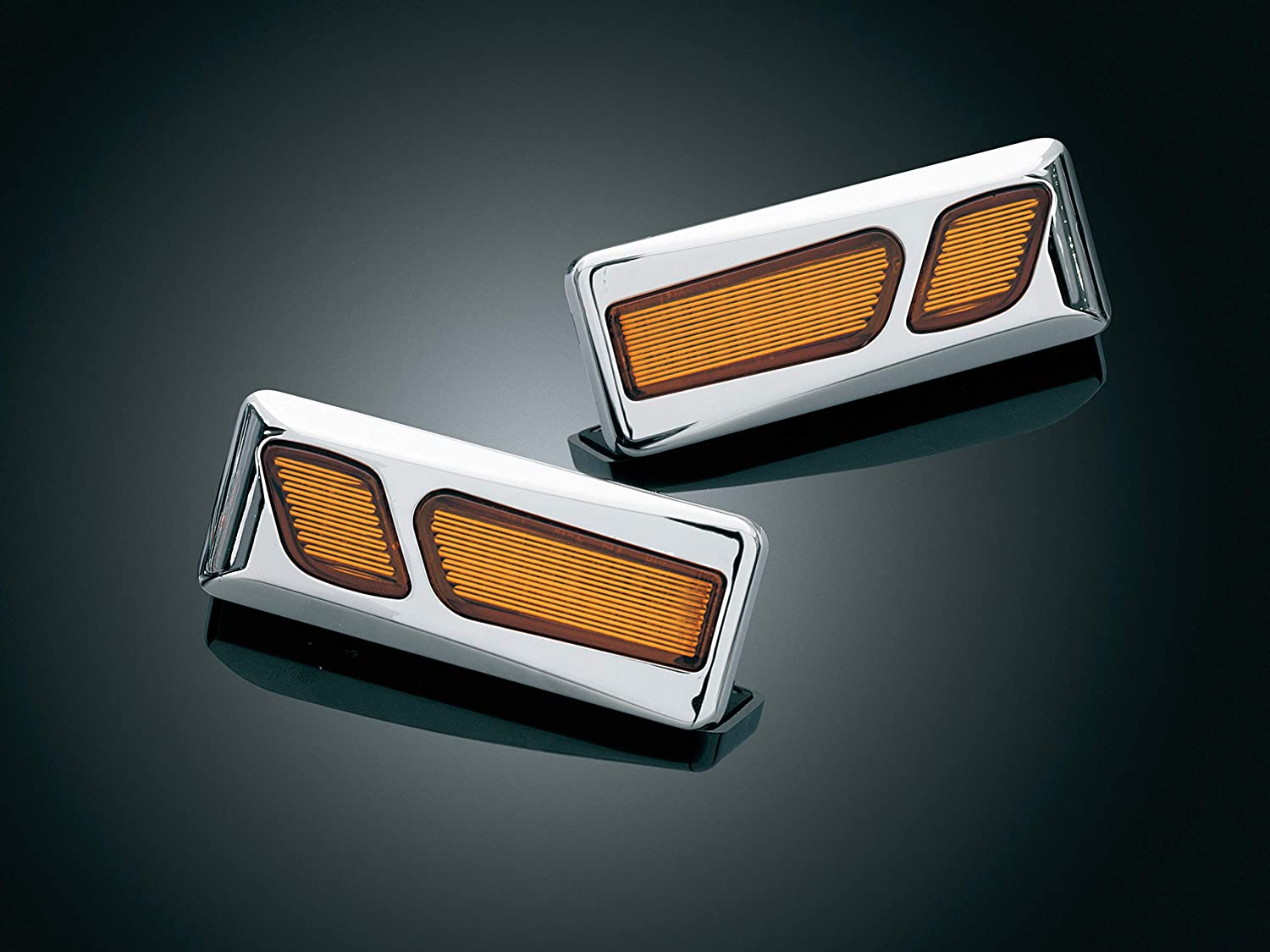 New Shipping Free Shipping Kuryakyn 7455 Motorcycle Lighting Accent Front Max 82% OFF Re LED Accessory:
