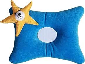 Amardeep Soft Baby Pillow, Blue
