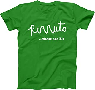 Rizzuto Those are Z's Basic Men's T-Shirt
