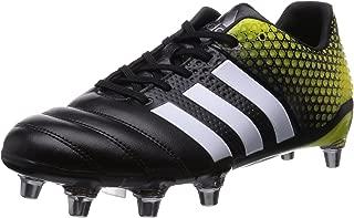 adidas AW15/SS16 Adipower Kakari 3.0 Rugby Boots - Black/Yellow