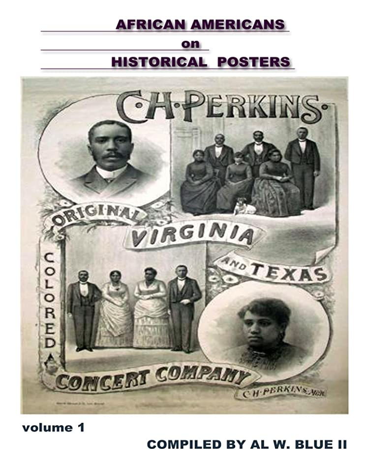 鼓舞する目的ラショナルAfrican Americans on Historical Posters (African Americans on Historical Documents Book 1) (English Edition)