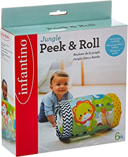 Infantino Jungle and Peek Roll , Piece of 1