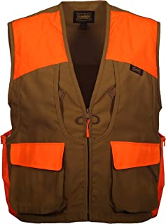 Guide Style Large Capacity Front Loading Upland Hunting Vest