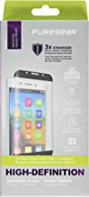 PureGear HD Tempered Glass for Samsung Galaxy Note 8 Screen Protector with Self Alignment Tray, HD Clear, Premium Protection, 3D Touch Compatible, Bubble-Free, Case Friendly