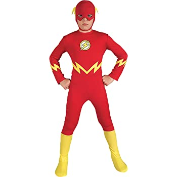Rubies Disfraz infantil de The Flash (882112-L): Amazon.es ...