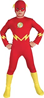 Rubie's Justice League The Flash Child's Costume, Medium