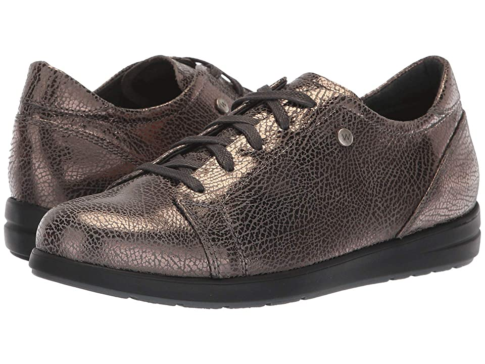 Wolky Kinetic (Dark Gray) Women