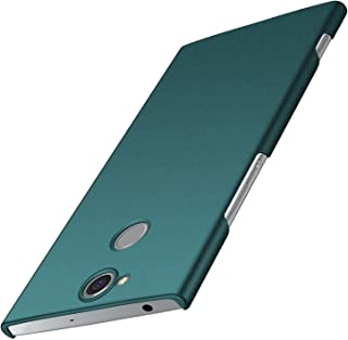 Anccer Sony XA2 Plus Case [Colorful Series] [Ultra-Thin] [Anti-Drop] Premium Material Slim Full Protection Cover for Sony XA2 Plus (Gravel Green)