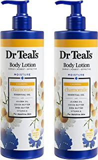 Dr. Teal's Body Lotion Calming Chamomile 18 oz