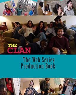 The Clan: The Original Web Series Production Book (English Edition)