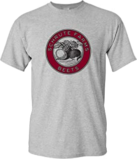 Schrute Farms Beets Funny TV Show T Shirt