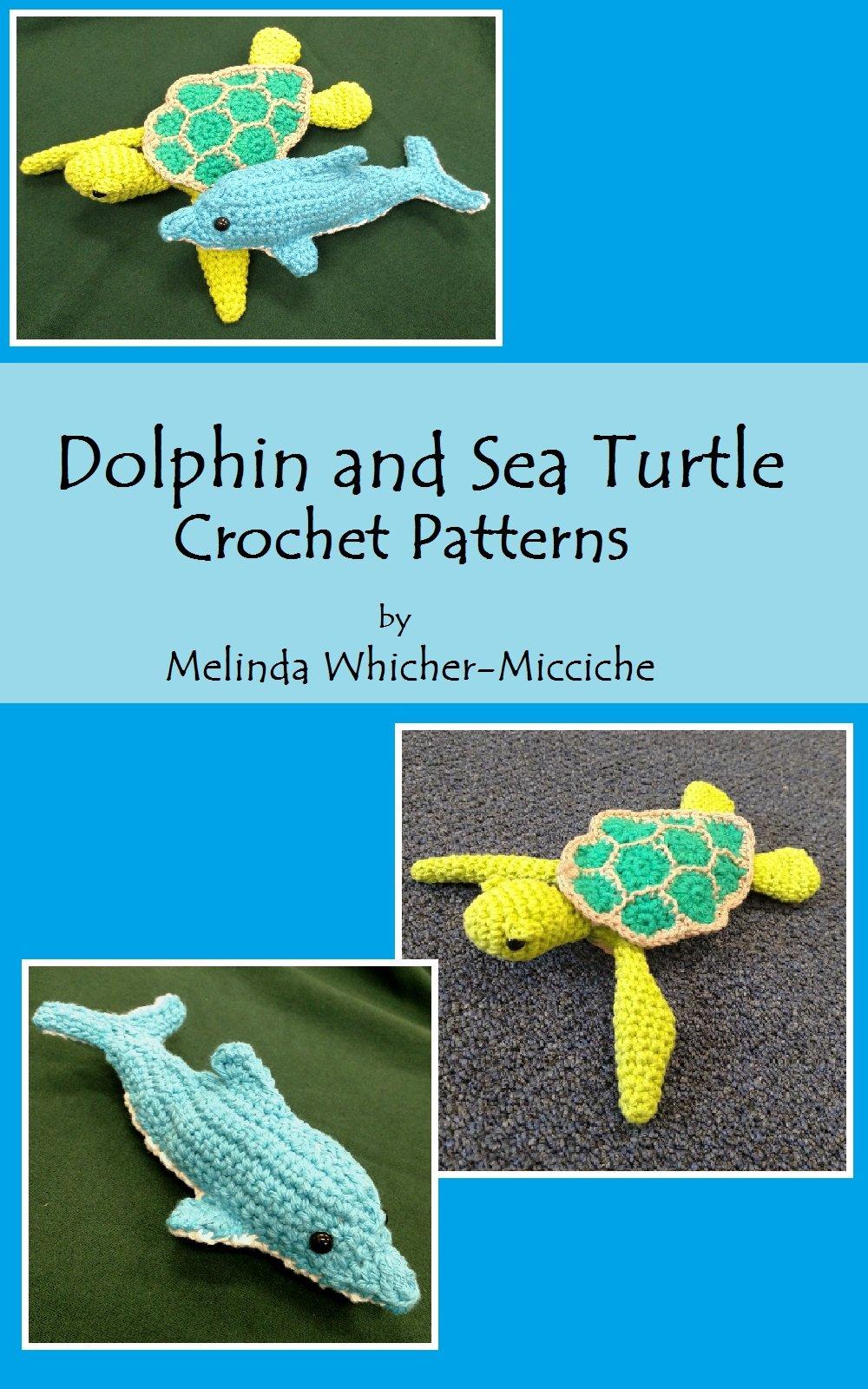 Crochet pattern: Dolphin | Flying Dutchman Crochet Design | 1600x1000