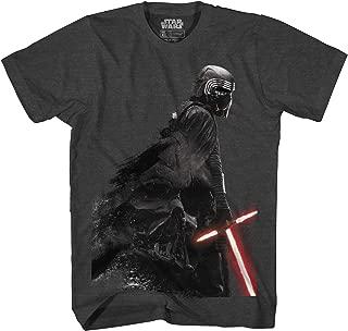Star Wars Rise of Skywalker Kylo Ren Vader Shadow T-Shirt