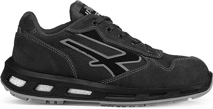 U power - scarpe antinfortunistiche s3 src, colore: nero, rl20013