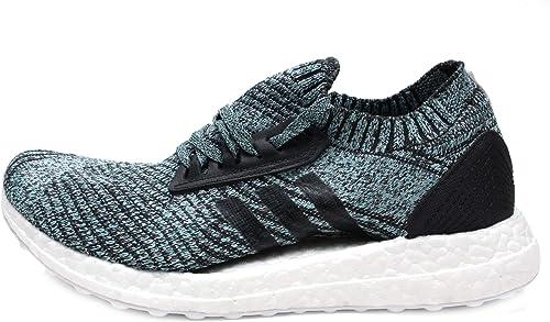 Adidas Wohommes Ultraboost X X Parley FonctionneHommest chaussures, Carbon s, bleu Spirit s, 6 M US