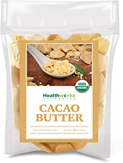 Best cacao butter for cooking Reviews