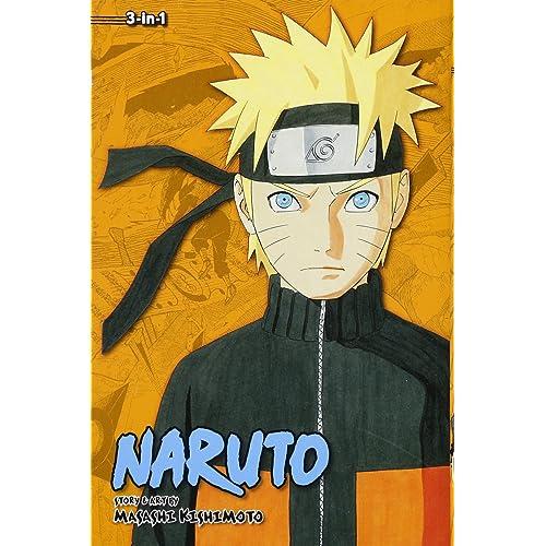 Naruto Manga: Amazon com