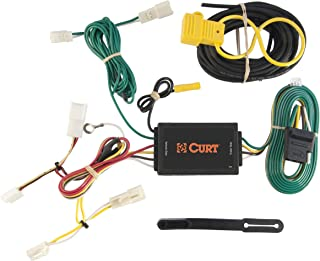 CURT 56106 Vehicle-Side Custom 4-Pin Trailer Wiring Harness for Select Toyota Sienna