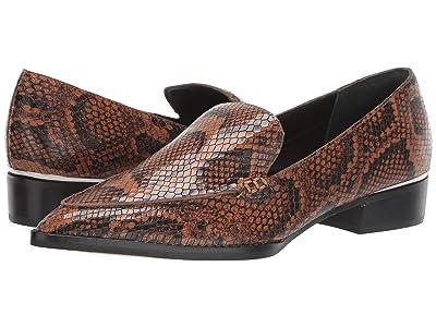 Dolce Vita Arlene (Caramel Snake Print Leather) Women