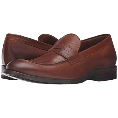 Frye Hayden Penny (Copper Tumbled Full Grain) Men