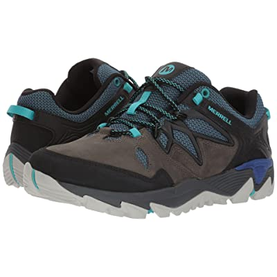 Merrell All Out Blaze 2 (Pewter/Mazarine Blue) Women