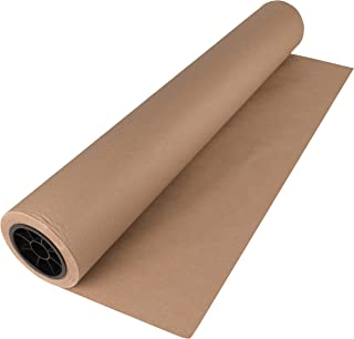 Kraft Paper Roll 30 X 2400 Inch - Brown Craft Paper Table Cover Packing Wrapping Paper