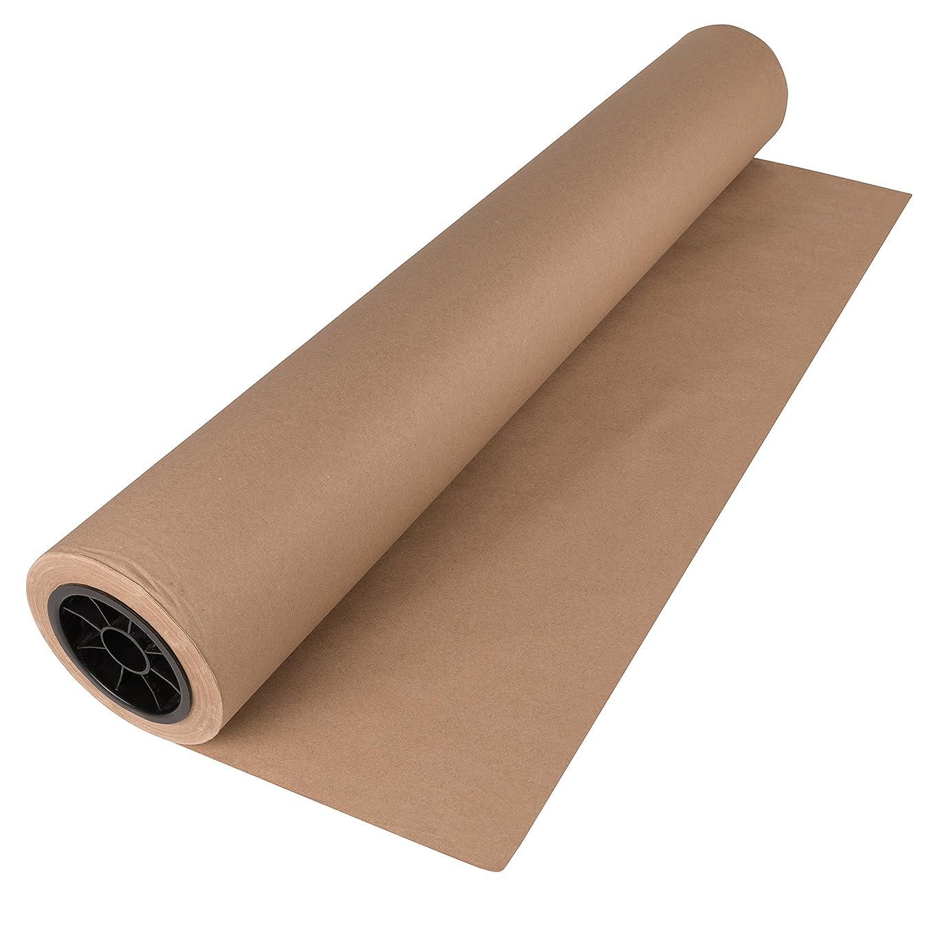 "Brown Kraft Paper Roll 30""x200 FT (2,400"