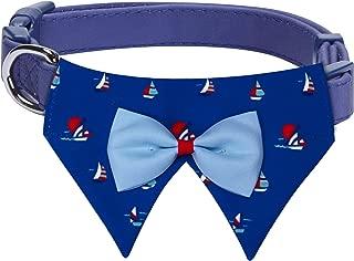 over the collar dog bandana pattern