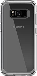 OtterBox Symmetry Clear Series for Samsung Galaxy S8 - Frustration Free Packaging - Clear