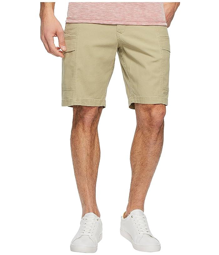 Tommy Bahama Key Isles Cargo Shorts (Khaki) Men