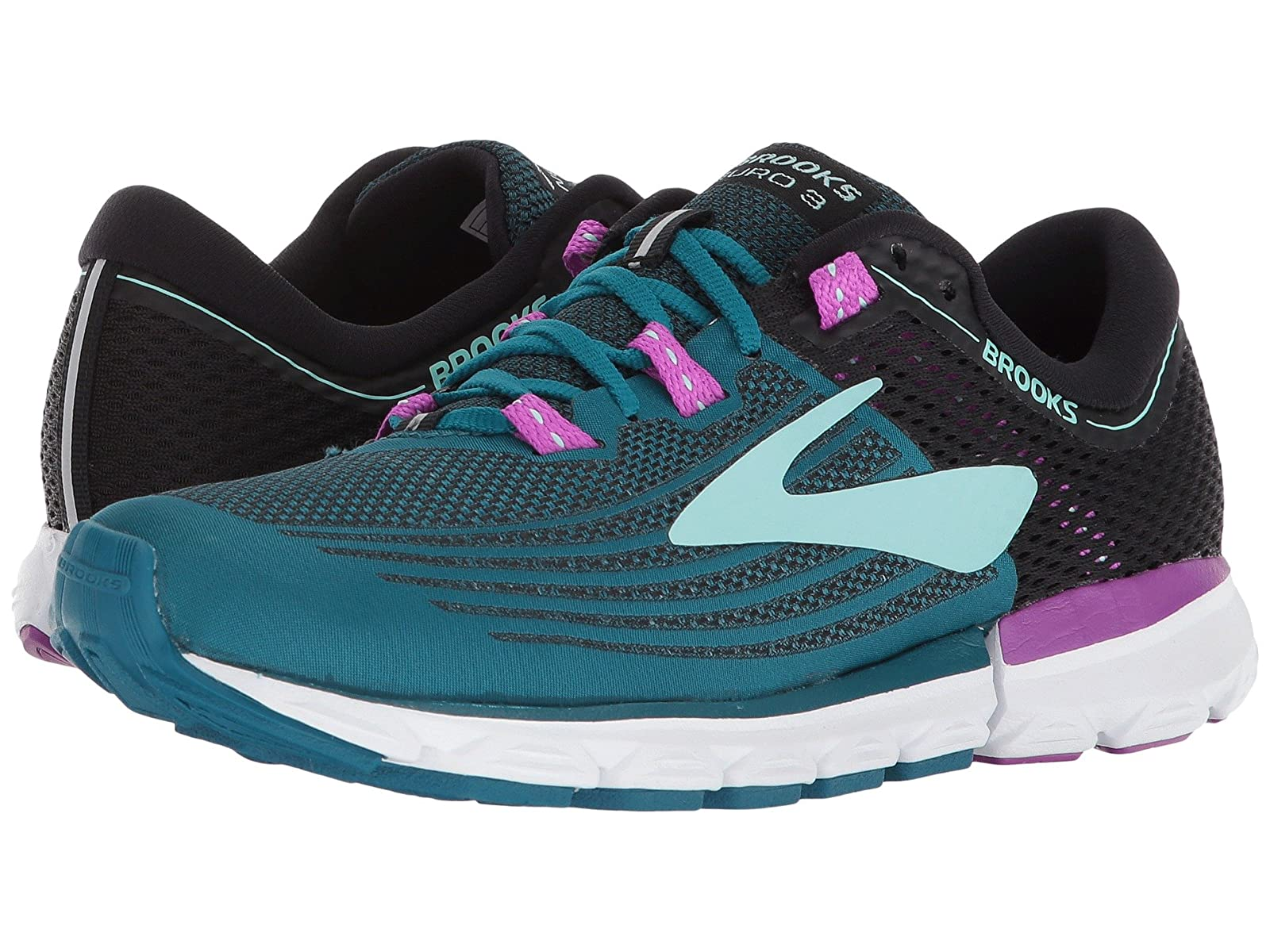 Brooks Neuro 3Atmospheric grades have affordable shoes