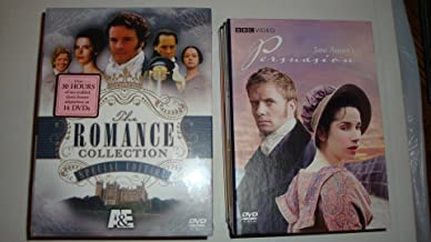 A & E Romance Collection (Special Edition) & Persuasion /- Pride & Prejudice (1995) - Colin Firth / Victoria & Albert (1997) / Emma (1997) Kate Beckinsale / Jane Eyre (1997) / Lorna Doone (1997) / The Scarlet Pimpernel (1996) / Tom Jones (1995) / Ivanhoe (1987) / & BBC Persuasion (2006) Sally Hawkins