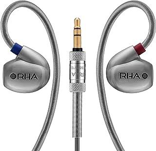 RHA T10 ハイエンドイヤホン カナル型/フィルターカスタマイズ機構搭載/3年保証 271013【国内正規品】