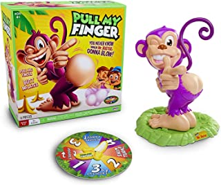 Jakks Pacific- Pull My Finger Monkey Game (78742)
