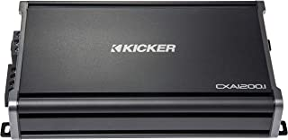Kicker CX1200.1 1200W Mono D Audio Amplifier