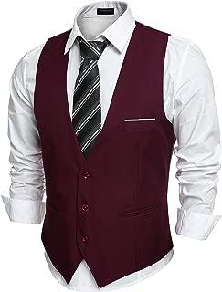 vest shirt tie combo